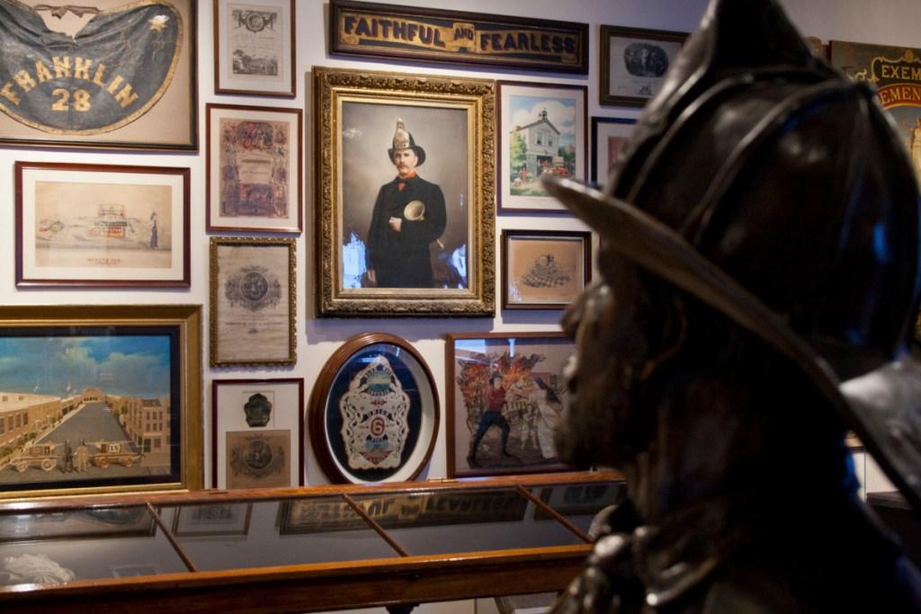 nowojorskie muzeum straży pożarnej