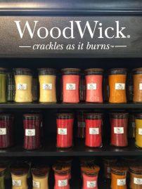 WoodWick świece, które strzelają jak kominek