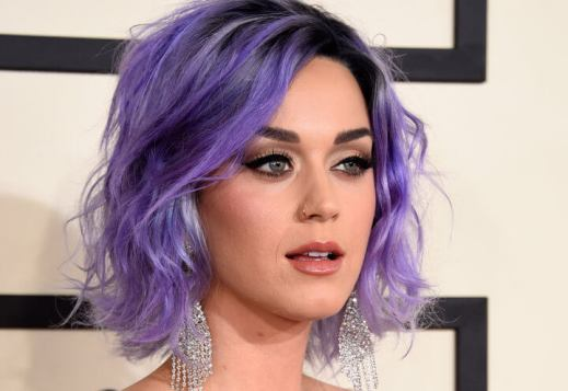 LOS ANGELES, CA - FEBRUARY 08: Recording artist Katy Perry attends The 57th Annual GRAMMY Awards at the STAPLES Center on February 8, 2015 in Los Angeles, California. (Photo by Jeff Vespa/WireImage)