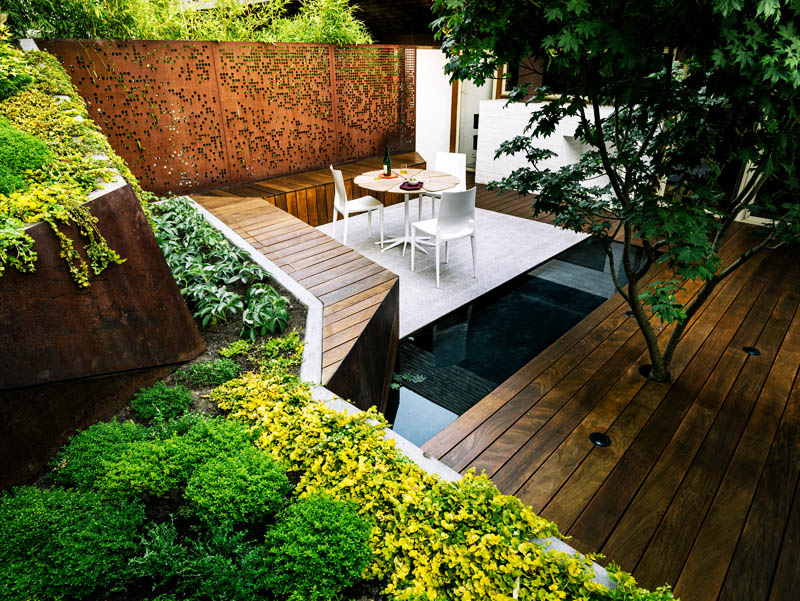 the ultimate refuge Backyard-Landscaping-Ideas-Hilgard-Garden-by-Mary-Barensfeld-Architecture