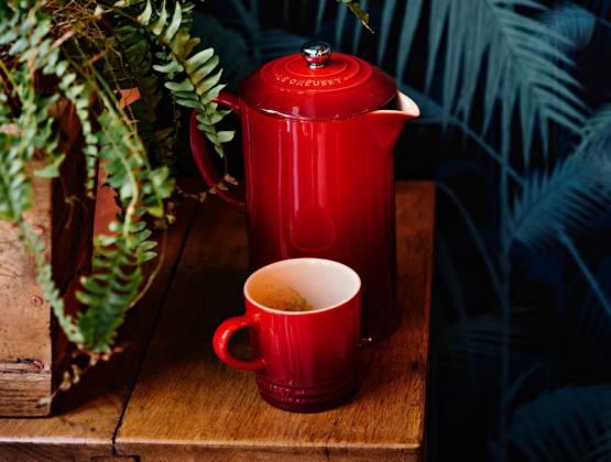 PISTON COFFEE MAKER, LE CREUSET