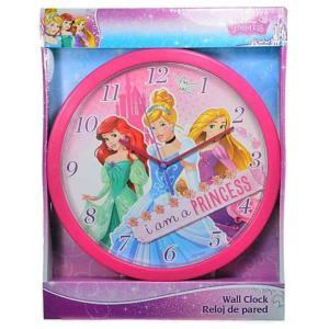 disney princess wall clock