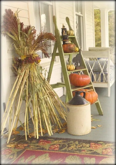 Fall Outdoor Decorating Ideas For Porches