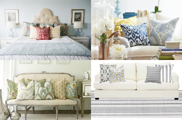 Gorgeous Decorative Throw Pillows Cushions Creative Home Design