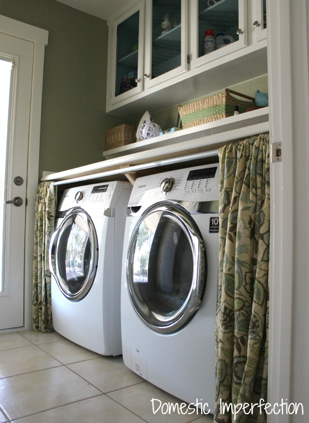 Front Loading Washer And Dryer With Counter
