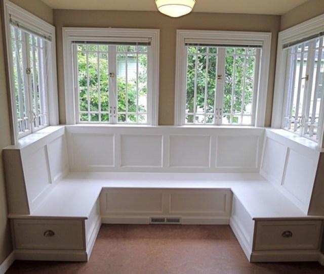 Diy Window Seat Storage