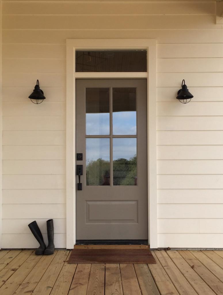 27 Best Front Door Paint Color Ideas - Home Stories A to Z on Garage Door Color Ideas  id=92157