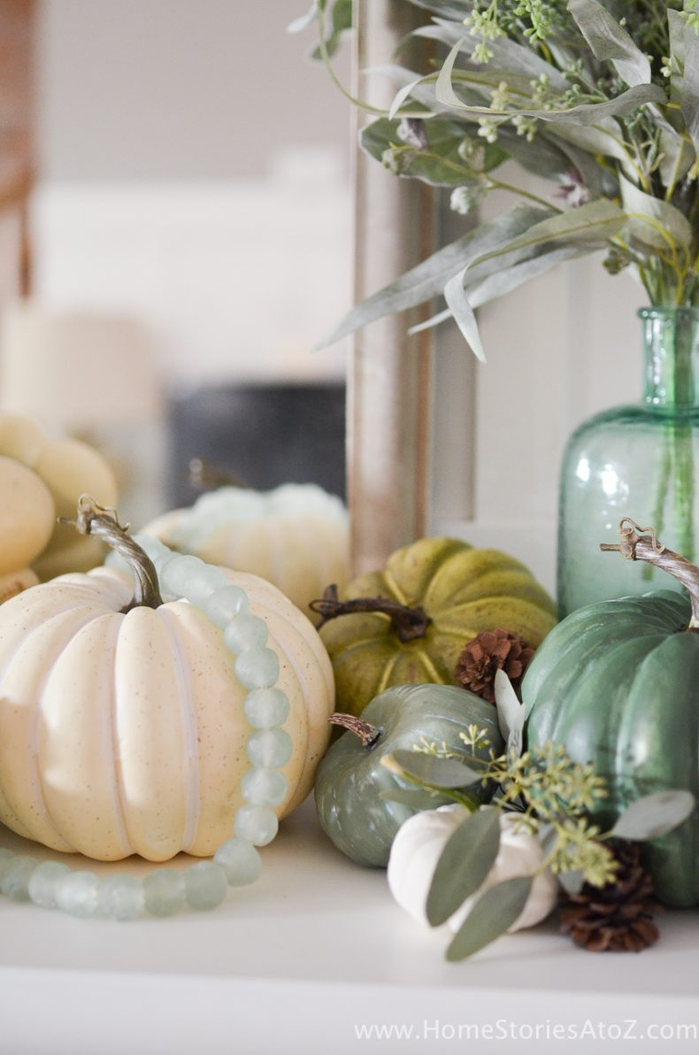 Here are 100+ fall ideas, decor, tips and more. DIY Home Decor: Fall Home Tour - Home Stories A to Z