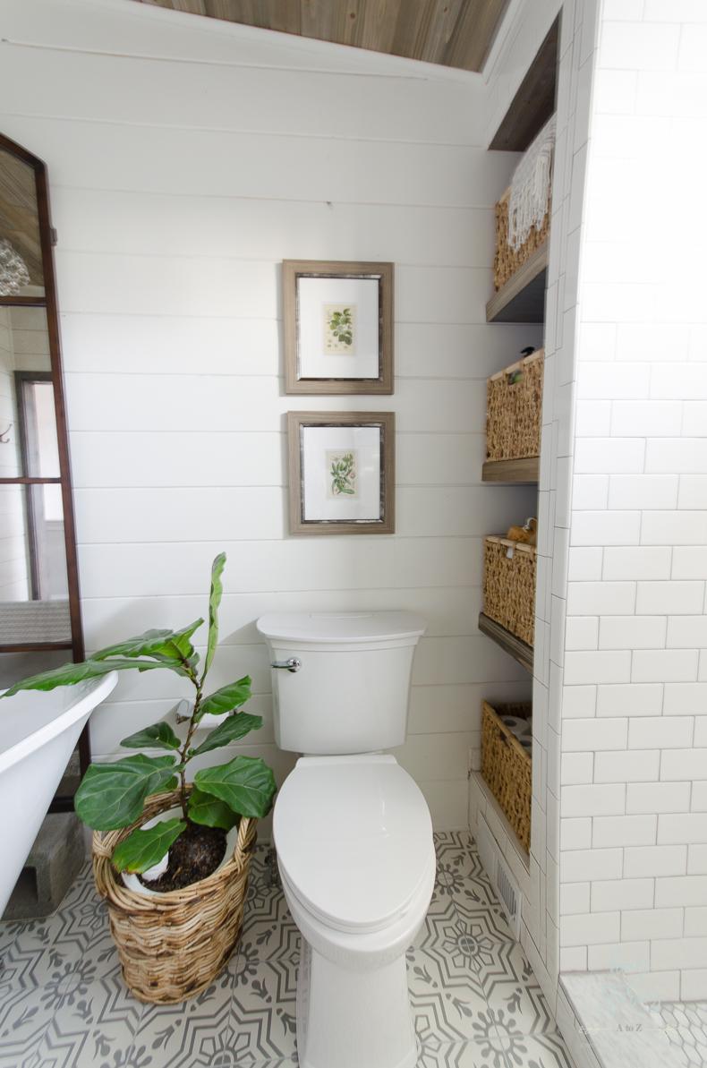 Beautiful Urban Farmhouse Master Bathroom Remodel on Bathroom Ideas Modern Farmhouse  id=91498