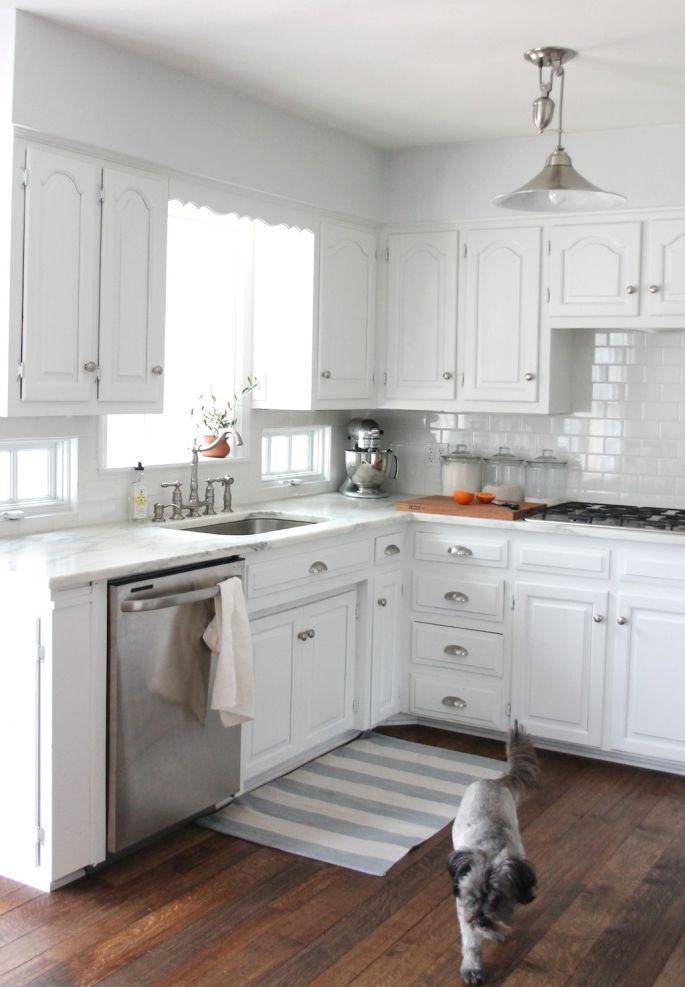 11 Beautiful Farmhouse Kitchens on Rustic:rkh3E0Gkuju= Farmhouse Kitchen Ideas  id=77436