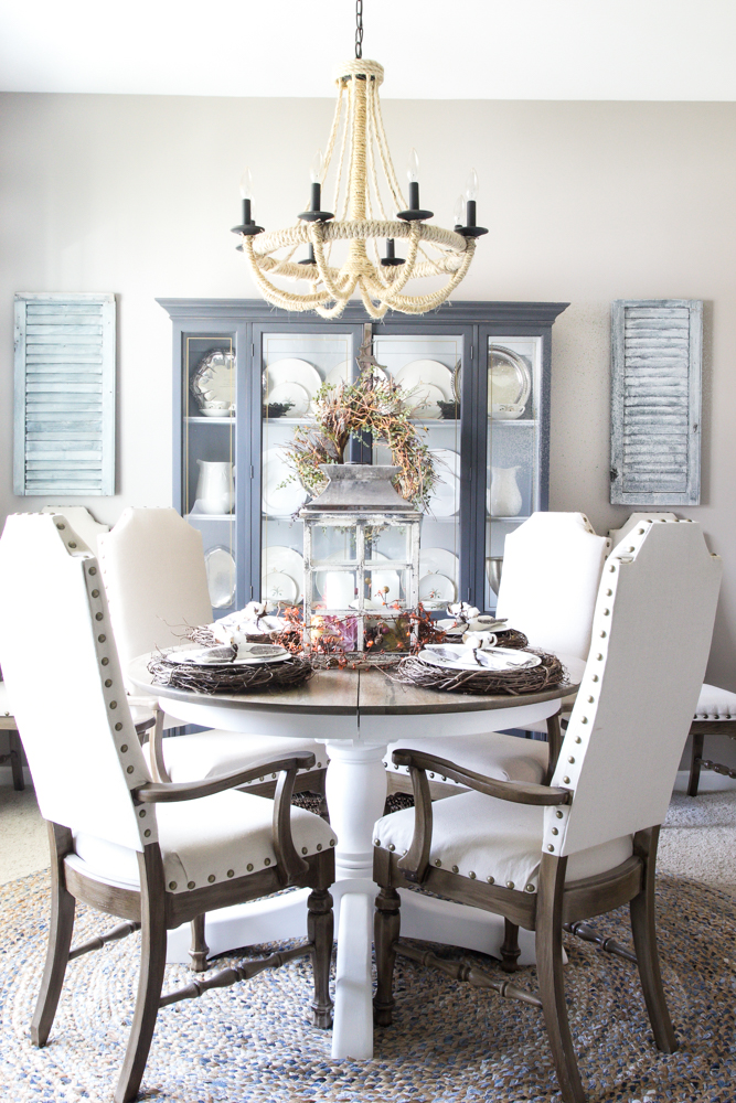 30 fall dining room and tablescape ideas on dining room inspiration id=96133