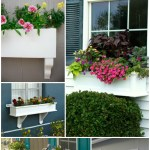 10 Gorgeous Window Box Planters How To Style Build Flower Box Planters