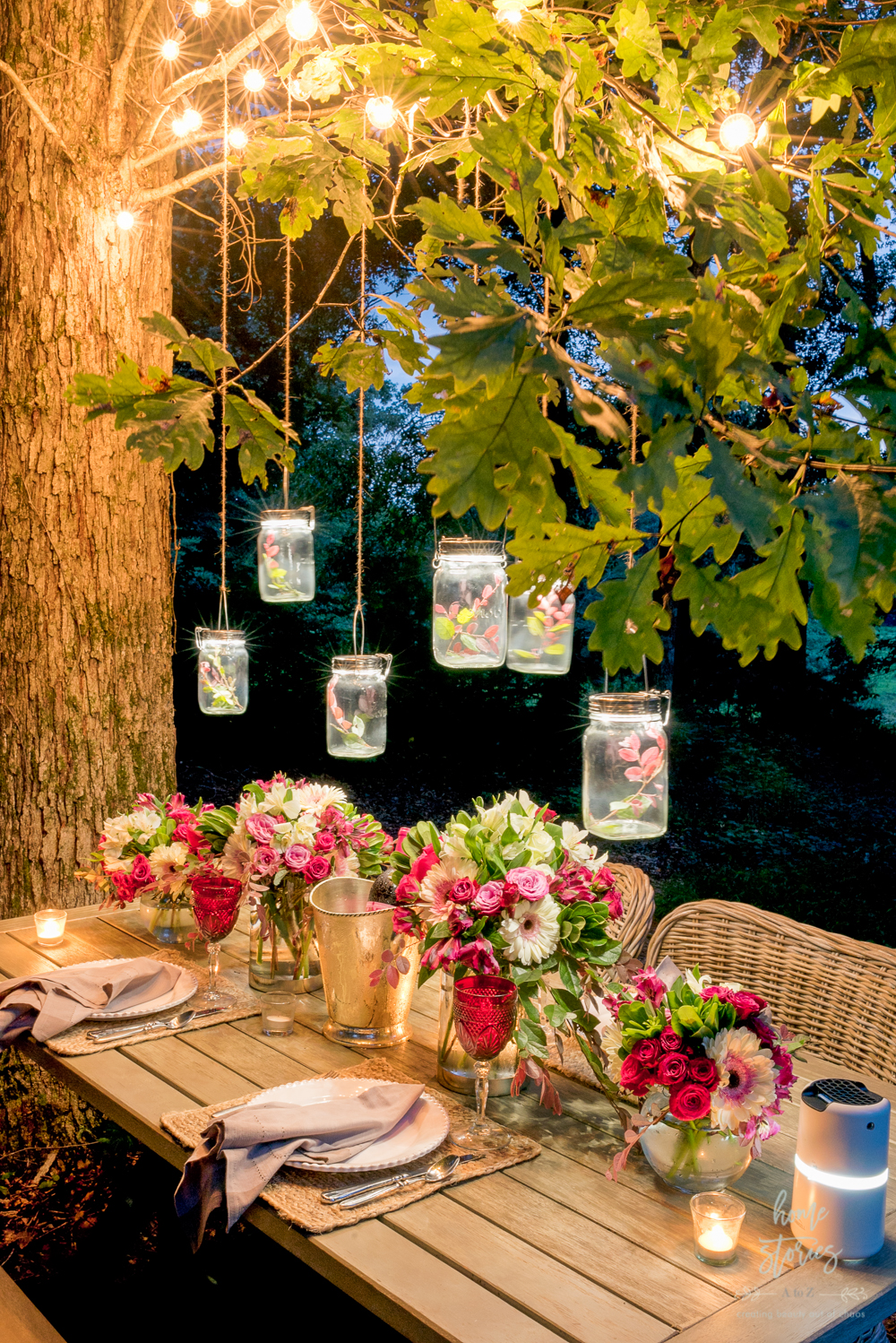 outdoor table setting tips products to