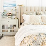 Cozy Coastal Farmhouse Bedroom