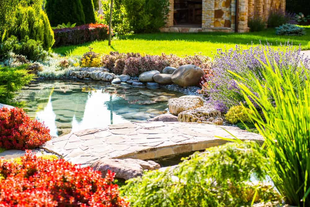 60 Backyard Pond Ideas (Photos) on Yard Ponds Ideas id=35224