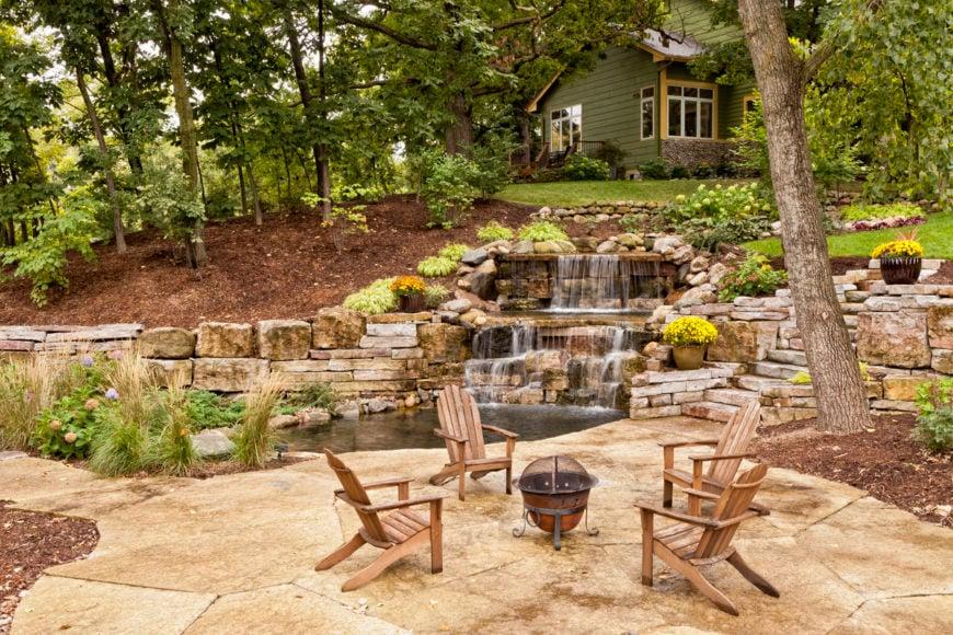 60 Backyard Pond Ideas (Photos) on Pond Ideas Backyard id=23495