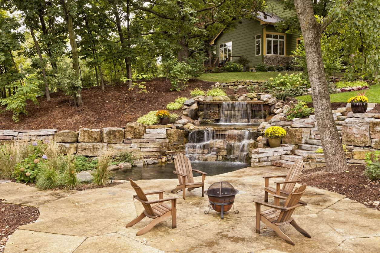 60 Backyard Pond Ideas (Photos) on Yard Ponds Ideas id=49490