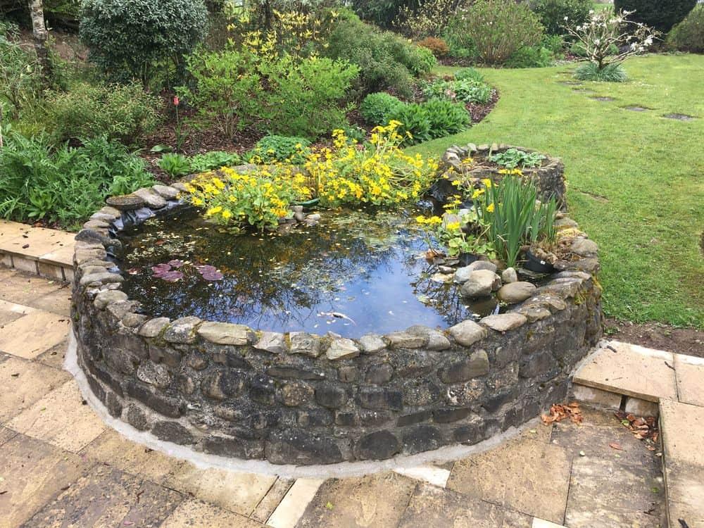 60 Backyard Pond Ideas (Photos) on Pond Ideas Backyard id=18341