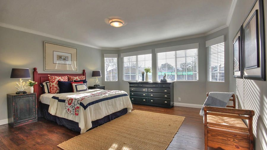 Master Bedroom Wood Floors Choice Image Home Flooring Design