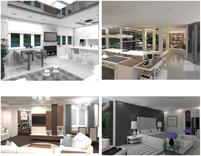 Examples Of Homestratosphere Interior Design