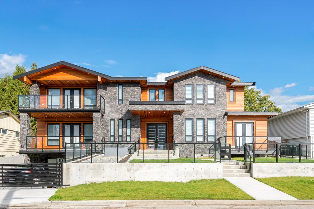30 Different West Coast Contemporary Home Exterior Designs