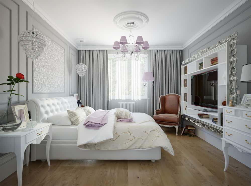 30 Types of Curtains for the Home (Curtain Buying Guide) on Master Bedroom Curtain Ideas  id=18704