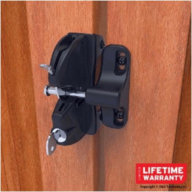 12 Different Types Of Fence Gate Latches Extensive Buying