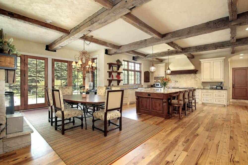 Rustic Home Decor Ideas Style Guide for 2019 on Rustic Traditional Decor  id=62937