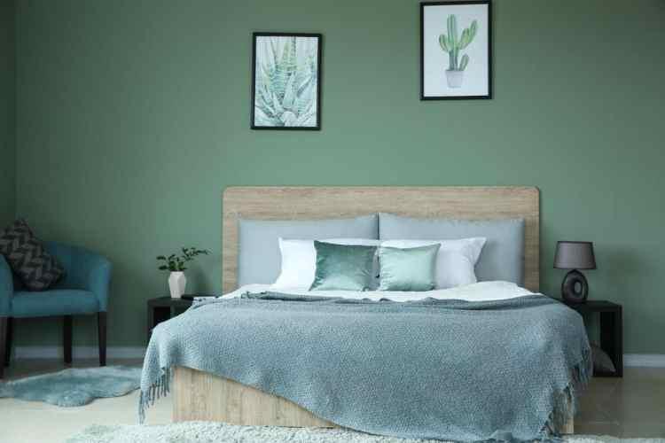 40 Green Primary Bedroom Photos