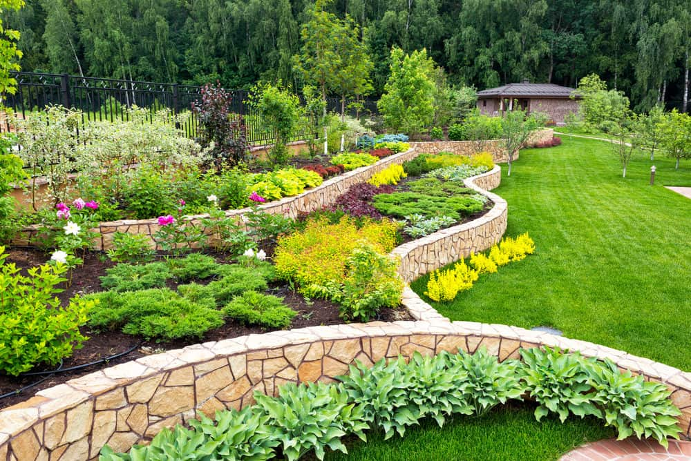 101 Backyard Landscaping Ideas for Your Home (Photos) on Beautiful Backyard Landscaping  id=20343