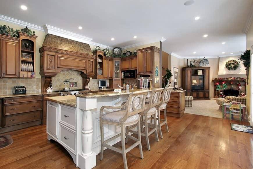 140 Farmhouse Kitchen Ideas for 2019 on Luxury Farmhouse Kitchen  id=53246