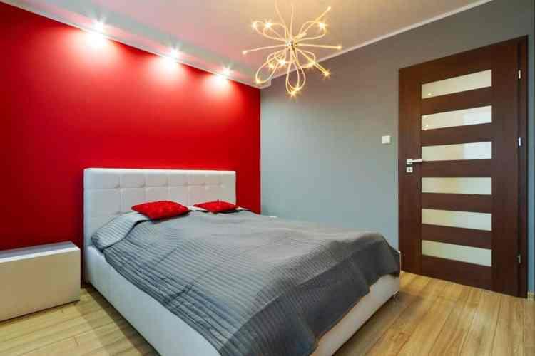 50 Red Primary Bedroom Ideas Photos