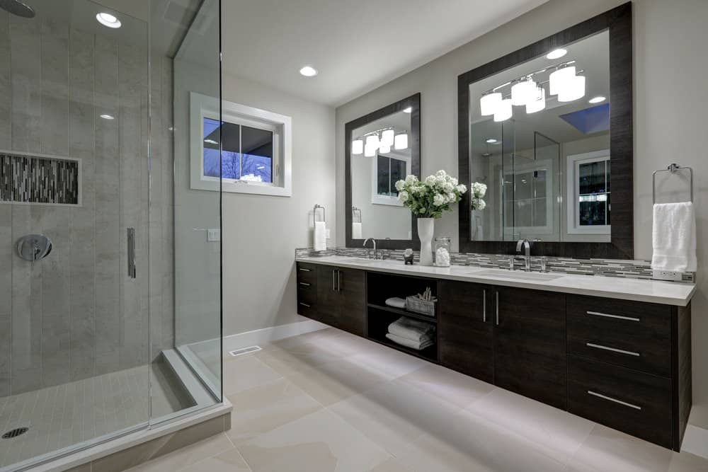 Primary Bathroom Remodel Cost Analysis for 2020 on Master Bathroom Remodel Ideas  id=57382
