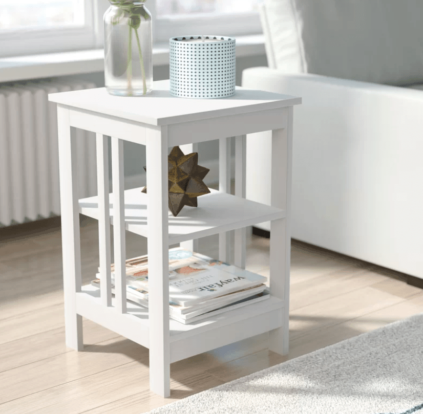 50 Lovely Small Accent Table Picks For 2018