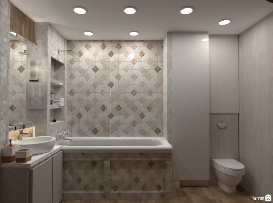 Shower Tool Online Design