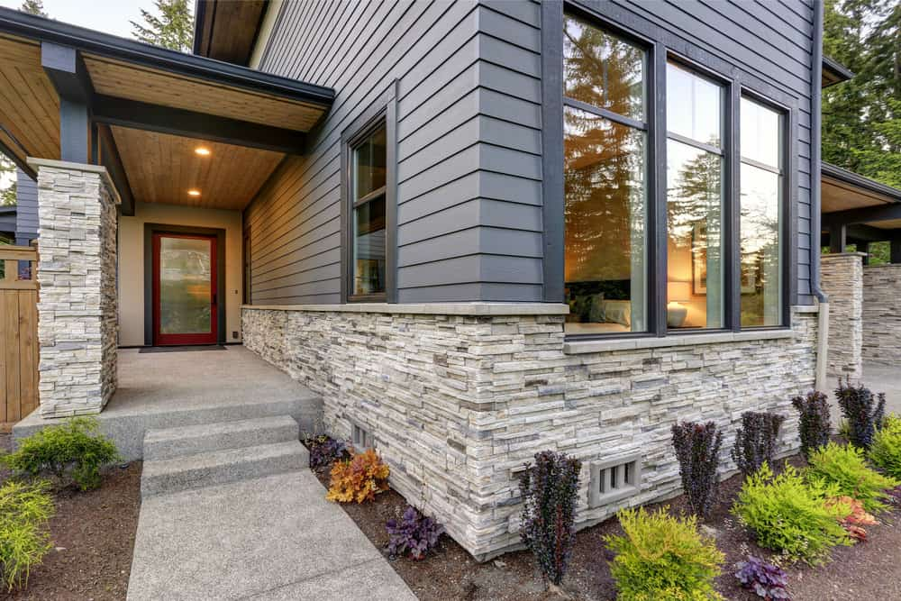 Natural Stone for the Home: Types, Benefits and Cost (2020) on Siding Ideas  id=54206