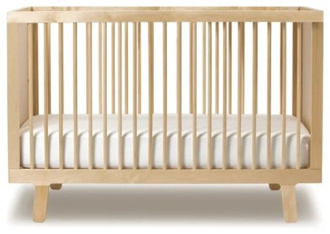 39 Types of Cribs for Your Baby  2018 Guide  Scandinavian crib