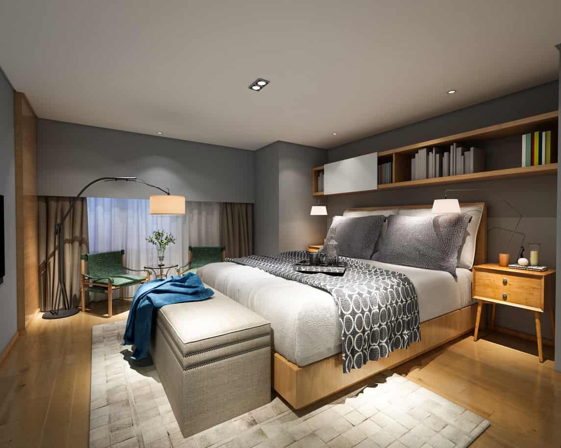 32 Stunning Luxury Primary Bedroom Designs (Photo Collection) on Luxury Master Bedroom  id=48533