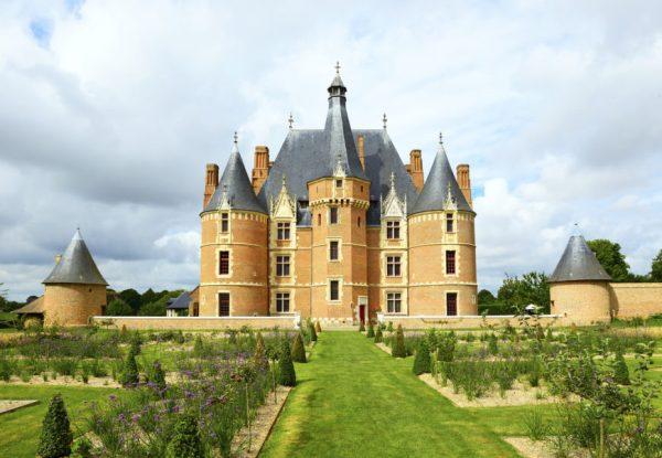 wonderful chateau in normandy france euroresalescom - 1000×693