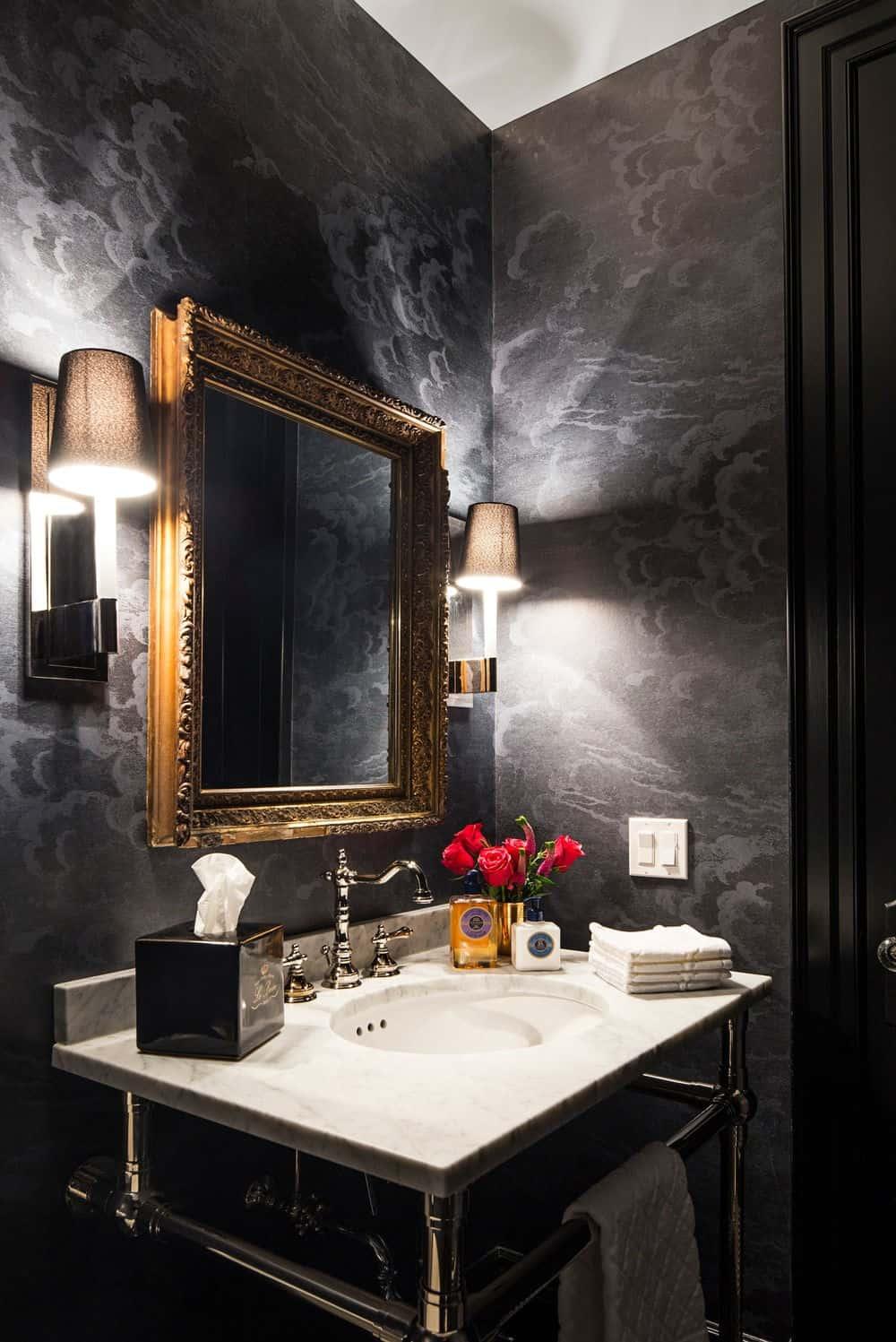 99 Powder Room Design Ideas 2018