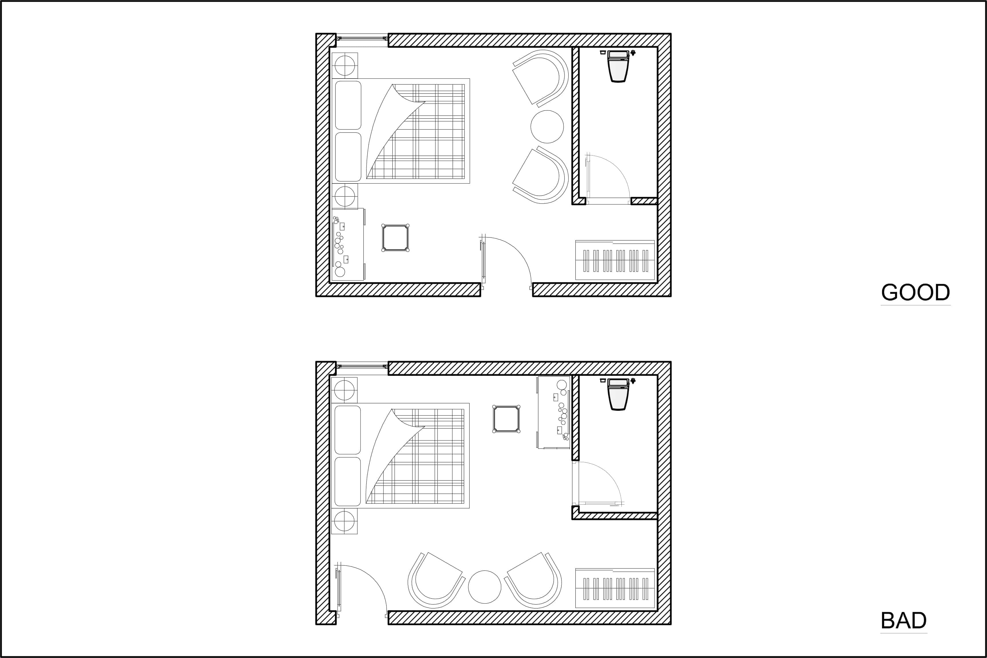 Bedroom Wiring Schematic