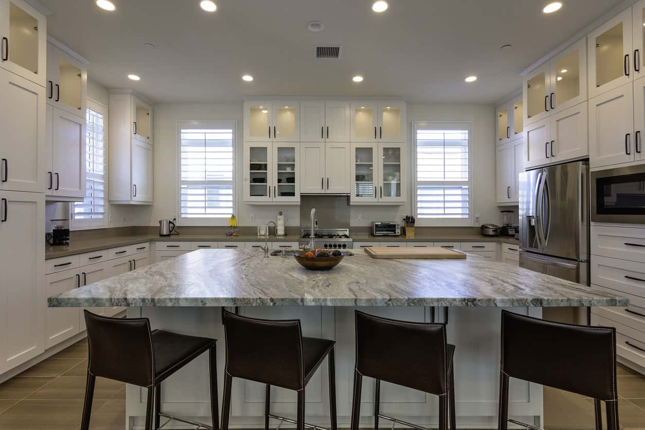 101 custom kitchen ideas that took kitchens to the next level