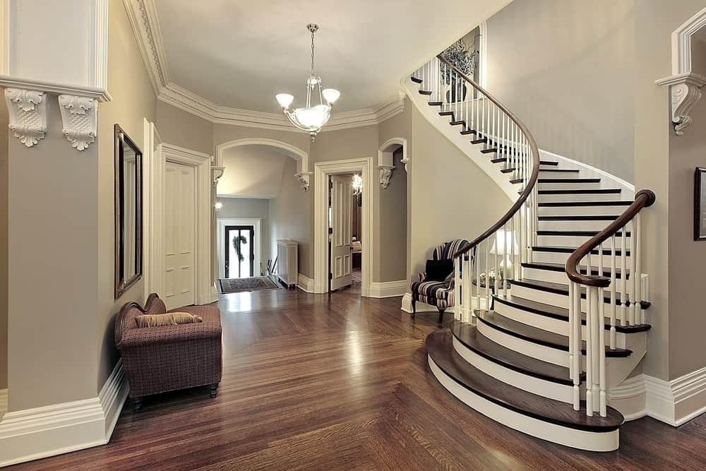 101 Staircase Design Ideas Photos | Home Interior Steps Design | Outside | New Model | Balcony | Interesting | Innovative