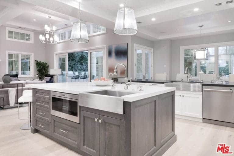 202 Contemporary Style Kitchen Ideas for 2019