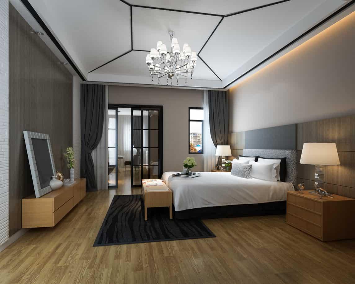 101 Custom Master Bedroom Design Ideas (2019) on Master Bedroom Ideas  id=75061