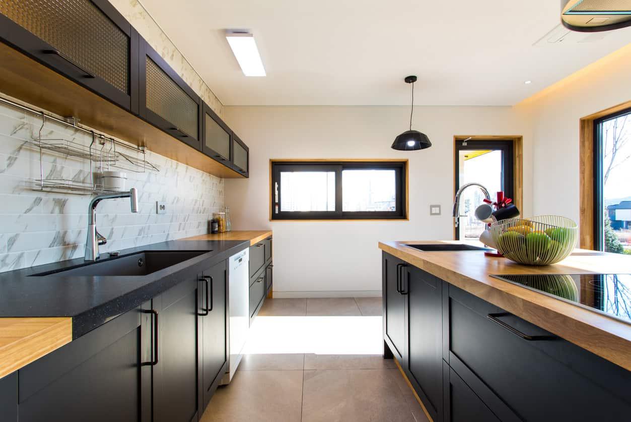 50 Modern Kitchen Design Ideas (2018 Photos) on Modern Kitchen Design Ideas  id=24691