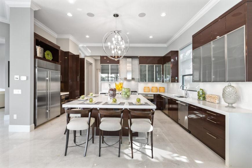 42 Modern Kitchen Design Ideas (Photos) on Modern Kitchen  id=21046