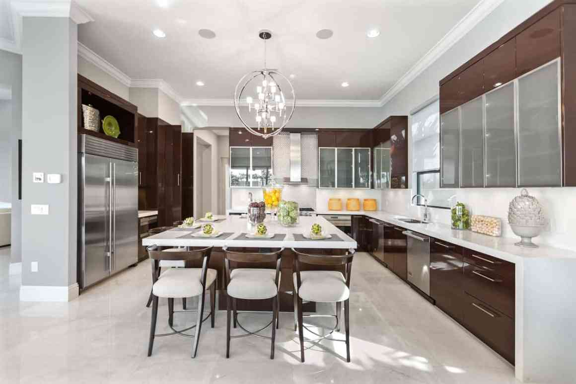 39 modern kitchen design ideas (2018 photos - carefully chosen)