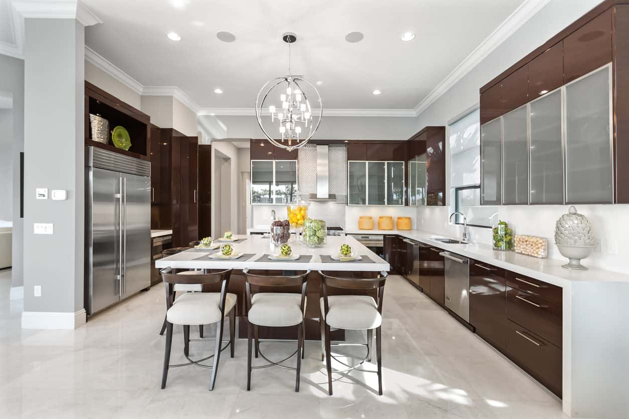 43 modern kitchen design ideas (photos)
