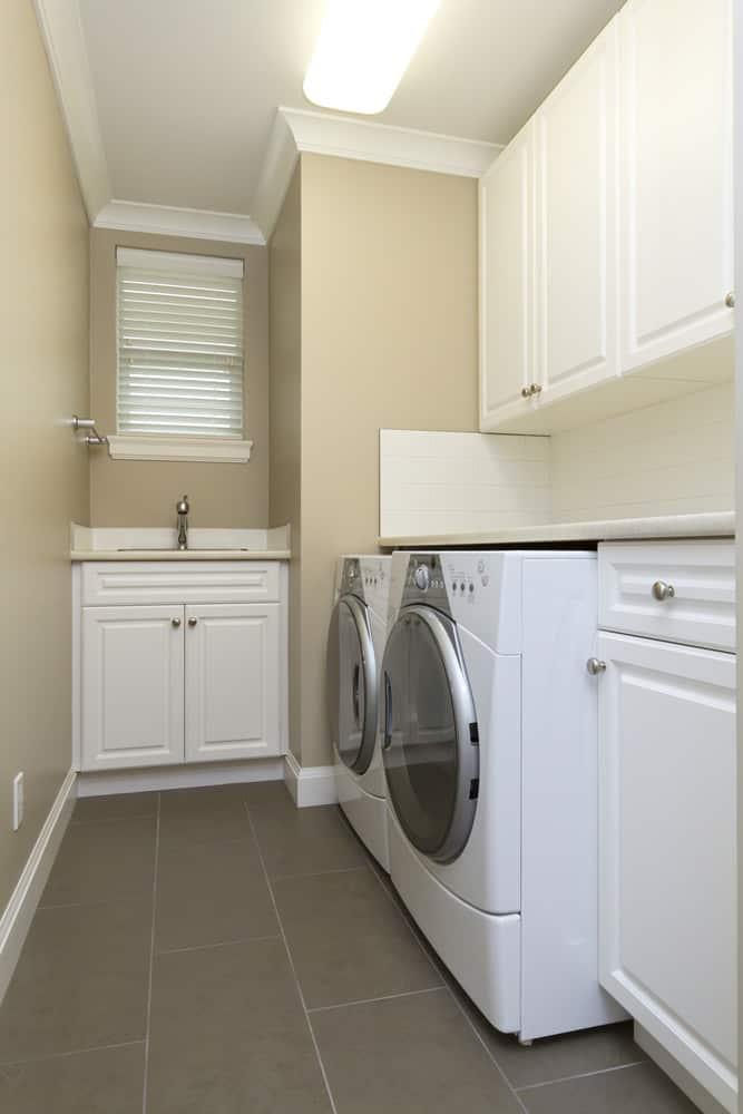 45 Brilliant Small Laundry Room Ideas ([2019Photos) on Small Laundry Ideas  id=11764